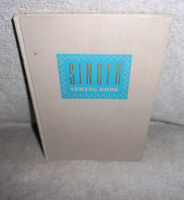 Singer Sewing Book by Mary Brooks Picken (1954, Hardback)
