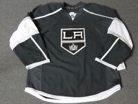 New Los Angeles Kings Black Authentic Team Issued Reebok Edge 2.0 Hockey Jersey