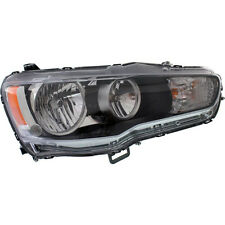 New Head Lamp Assembly Fits 2008-2009 Mitsubishi Lancer Front Right Mi2503139C