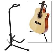 Soporte de guitarra telescópica Trípode ajustable acústico eléctrico bajo Nuevo