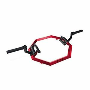 Olympic Super Trap Hex Shrug Deadlift Bar Triceps Biceps 60 LBS Weight