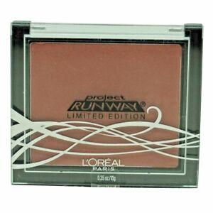 L'oreal Project Runway Limited Edition Super Blendable Blush 226 Temptress Blush