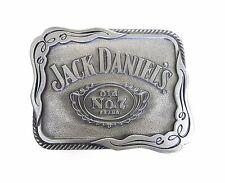 Jack Daniels Old No 7 Westernguertelschnalle Cowboy Buckle & Gürtelschnalle