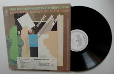 Budapest String Quartet PROMO LP Odyssey Y 34637 Sibelius OP.56 & Grieg OP.27