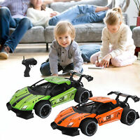 1:16 Remote Control Car Toy Alloy High Speed Wireless Electronic RC Vehicle