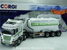 Corgi SCANIA R Liam Kelly Cc13767 Feldbinder Tanker 1 50 Model Modern Truck K8q