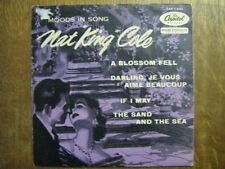 NAT KING COLE EP UK MOOD IN SONG
