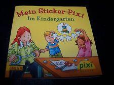 Pixi 1801 Mein Sticker - Pixi Im Kindergarten