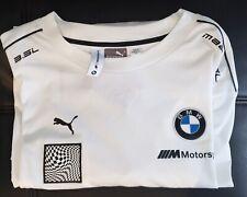 [596554-02] Mens Puma BMW Motorsport Street Long Sleeve Tee XL