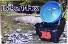 Desert Fox Variable Speed Auto Spiral Wheel Gold Panning Machine, FREE SHIPPING