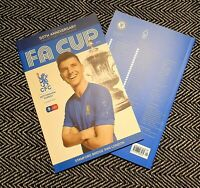 Chelsea v Nottingham Forest FA CUP COLLECTOR'S EDITION Programme 5/1/20!!!!