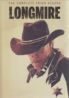Longmire - The Complete Third (3rd) Season (Ke New DVD