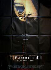 EXORCISTE AU COMMENCEMENT Affiche Cinéma ORIGINALE / Movie Poster Renny Harlin