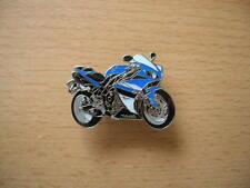Pin Yamaha YZF-R1 / YZF - R1 blau blue Modell 2009 Art. 1107 Motorbike Moto