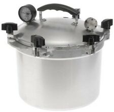 All American 10.5 QT Pressure Cooker/Canner 910 Pressure Cooker NEW