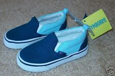 NWT GYMBOREE Dinosaur Discovery Blue Shoes sz Toddler 7