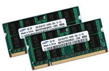2x 2gb 4gb ddr2 667 MHz HP-COMPAQ nc4400 nc6320 Business RAM SO-DIMM Memoria
