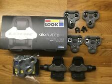 Look Keo 2 Blade Carbon Cromo - Clipless Pedals - 12 / 16nm