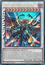 INGLESE Arcidemone Drago Rosso Rovente della Calamità ☻ Ultra Rara ☻ SHVI EN097