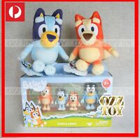 Bluey Family Figurines 4 Pack From Moose Toys ❤ bluey and bingo push toy ❤ ozz