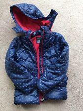 Girls Kids Childrens Nautica Jacket Coat Sz 7