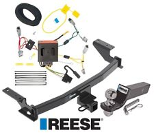 """Reese Trailer Tow Hitch For 13-16 Mazda CX-5 Complete Package Wiring & 2"""" Ball"""