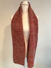 Urban Outfitters Speckle Yarn Scarf. Red. RRP £26