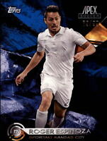 2016 Topps Apex MLS Soccer Insert/Parallel Singles (Pick Your Cards)