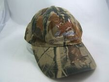 Southern States Whitetail Buck Deer Camo Hat Camouflage Strapback Baseball Cap