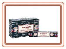 Lot of 12 Box Original Nag Champa PALO SANTO Incense Stick 12 x 15gr = 180gr