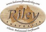 Riley Balsa Wood