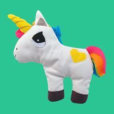 Paquete De Calor Con Calefacción HUGGABLE Unicornio Para Microondas Bolsa Trigo Lavanda Frio Calor Kids