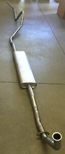 1949-1952 DESOTO EXHAUST SYSTEM, 304 STAINLESS