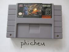 The King of Dragons SNES Super Nintendo USA version video game cartridge NTSC