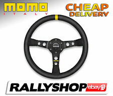 Momo MOD.07 Suede 07 Steering Wheel CHEAP DELIVERY WORLDWIDE race rally 350 mm
