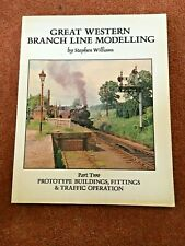 More details for great western branch line modelling part two: prototype buildings, fittings & tr