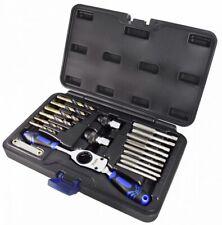 Astro Pneumatic 7580 SAE Automotive Drill & Tap Set
