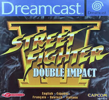 Sega Dreamcast Capcom Fighting PAL Video Games