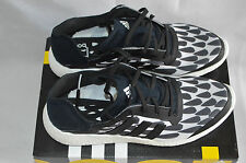 Adidas Men's Pureboost Battle Pack Brazil White/Black Trainers M21891 Size 10.5