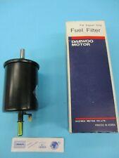 Filtro Carburante con Spinotto Originale Daewoo Matiz Lacetti Tacuma 96335719