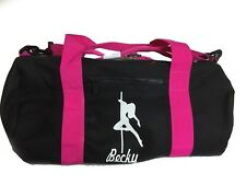 Pole dance Fitness Personalised Barrel various colours Bag bnwt