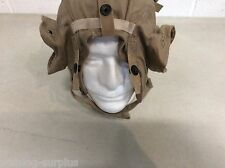 USGI USN US NAVY USMC FLIGHT DECK CREWMANS HELMET COVER ONLY SIZE 7 1/2 NEW