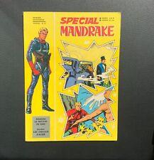 Spécial Mandrake n°97. Mondes mystérieux. Remparts 1972.