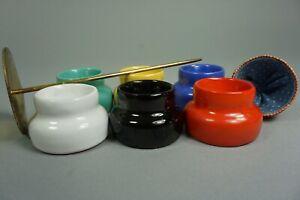 60'S Egg Cup Set Stapeleierbecher Ceramic 1.125Z