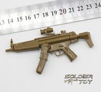 Y68-16 1//6 scale VTS TOYS THE DARKZONE RIOTER SUBMACHINE GUN