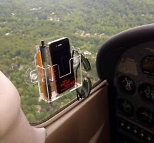 Pilot Pocket PLUS - Aircraft Pen and Electronics Holder - Cockpit Organizer