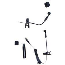 NEW Pyle Pro Audio Saxophone/Trumpet/Flute Electret Condenser Microphone/Mic XLR