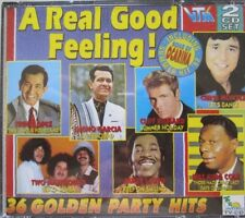A REAL GOOD FEELING ! - 36 GOLDEN PARTY HITS - 2CD