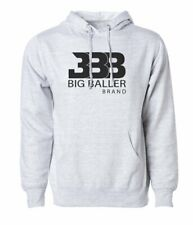 Black Big Baller Brand Speedway Hoodie