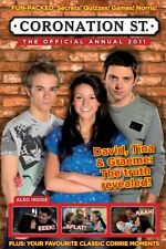 Official ITV Coronation Street Annual 2011,Unnamed